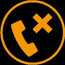 無駄な営業電話が来ません